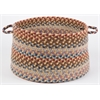 "Astoria Wheat Field 18"" x 12"" Basket"