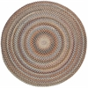Rhody Rug Astoria Wheat Field 4' Round