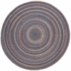 Rhody Rug Astoria Blue Dragon 8' Round