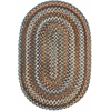 Rhody Rug Astoria Greengrass 10X13 Oval