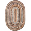 Rhody Rug Astoria Wheat Field 4X6 Oval