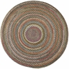 Rhody Rug Country Jewel Bronze 4' Round