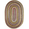 Rhody Rug Country Jewel Bronze 8X11 Oval