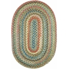 Rhody Rug Country Jewel Peridot 8X11 Oval