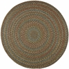 Cypress Brown Velvet 6' Round
