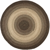 Rhody Rug Easy Living Charcoal 6' Round