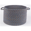 "Easy Living Blue Lake 18"" x 12"" Basket"