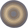Rhody Rug Easy Living Blue Lake 8' Round