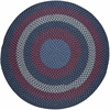 Rhody Rug Manhattan Evening Sky 4' Round