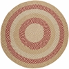 Rhody Rug Manhattan Natural 4' Round