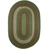 Rhody Rug Manhattan Greenmarket 2X8 Oval