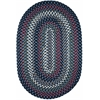 Rhody Rug Mayflower Old Glory 2X4 Oval