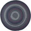 Rhody Rug Mayflower Old Glory 4' Round