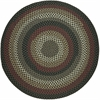 Rhody Rug Mayflower Verdant 4' Round