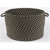 "Mayflower Forest Green 18"" x 12"" Basket"