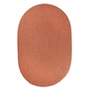WearEver Almond Poly 7X9 Oval
