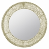 Richey Mirror, Aged Gold Finish