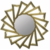 Cooper Classics Navajo Mirror, Gold Finish
