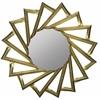 Navajo Mirror, Gold Finish