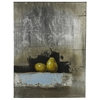 Cooper Classics Pears, Hand Painted, Textural Paint on Canvas