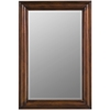 Julia Rectangle Mirror, Vineyard Finish, Beveled Mirror