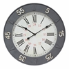 "Metal 24 Hour Clock 26.75"" Metal 24 Hour Clock"