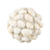 Pomeroy Nami Decorative 4-Inch Sphere, Natural