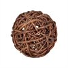Pomeroy Woven Decorative 6-Inch Sphere, Natural