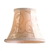 ELK lighting Elizabethan Mini Shade In Patterned Beige Fabric
