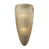 ELK lighting Luminese 2 Light Wall Sconce In Aged Bronze