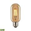 ELK lighting Filament Medium LED Bulb With Light Gold Tint