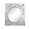 Small Sqaure Venetian Mirror