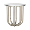 Nest Side Table Champagne Gold