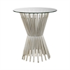 Dimond Home Brussels Side Table Champagne Gold