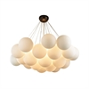 Cielo 6 Light Chandelier In Oil Rubbed Bronze