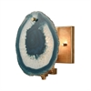 Green Gallery Sconce