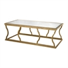 Lazy Susan Metal Cloud Coffee Table