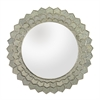 Lazy Susan Antique Sunflower Wall Mirror