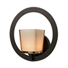 Serenity 1 Light Wall Sconce In Oil Rubbed Bronze