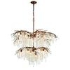 ELK lighting Elia 18 Light Chandelier In Spanish Bronze