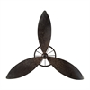 Industrial Fan Blade Wall Décor