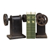 Industrial Book Press Book Ends