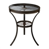 Sterling Railroad Industrial Style Side Table