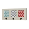 Chevron Print Wall Hook