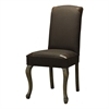 Stanhope Parsons Chair With Leather Patches By