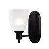 Cornerstone Jackson 1 Light Sconce In Oil Rubbed Bronze