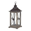 Edlington-Large Wooden Lantern
