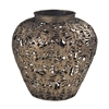 Sterling Rainford-Butterfly Filigree Planter