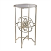 Sterling Armillary Sphere Accent Table
