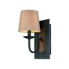 ELK lighting Early American 1 Light Wall Sconce In Vintage Rust
